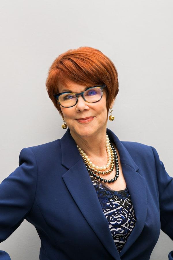 Paula Gill Portrait